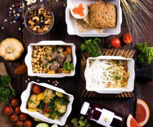 Ежедневная доставка наборов правильного питания